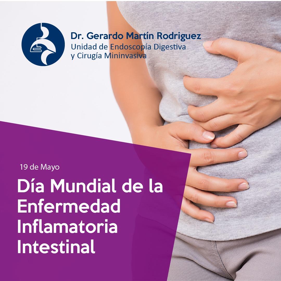 (Entrevista)Día Mundial de la Enfermedad Inflamatoria Intestinal